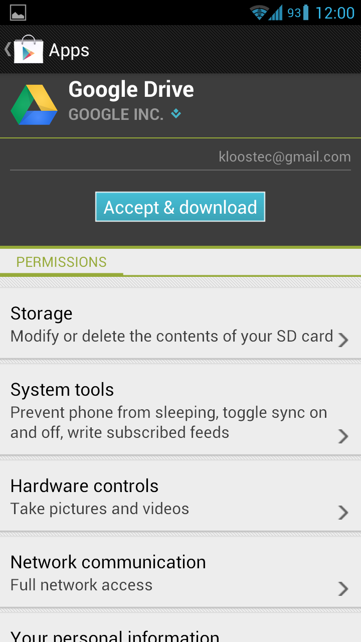 File:Google drive android 03 png - SMUSwiki
